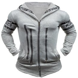 unique clothing designs Australia - Patchwork Men 'S Fashion Hoodie Unique Zipper Design Casual Slim Fit Pulloverhooded New Fashion Male Hot Clothing Harajuku