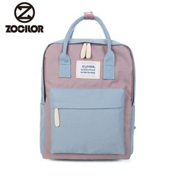 Discount korean bags for boys - Multifunction women backpack fashion youth korean style shoulder bag laptop backpack schoolbags for teenager girls boys