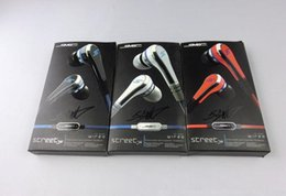 $enCountryForm.capitalKeyWord Australia - Fashionable SMS Audio 50 cent In-Ear headphones Mini 50 cent with mic and mute button earphone STREET by 50 Cent earbud 3 colors MQ100