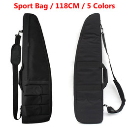 TacTical rifle gun case online shopping - Nylon CM Tactical Bag Accessories Gun Carry Bag Shooting Hunting Rifle Case Protection Outdoor Sport