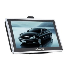 "Gps Hd Australia - Freeshipping 7"" HD Touch Screen Portable Car Truck GPS Navigator FM MP3 MP4 4G ROM+All Country Maps Russian Belarus USA Europe"