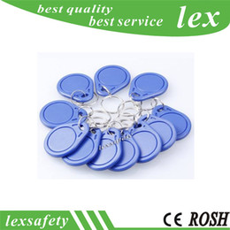 $enCountryForm.capitalKeyWord NZ - The cheaest price make 100pcs lot ISO11785 Tk4100   EM4100 125kHz Proximity ID Key Fobs RFID Access Control tag
