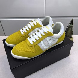 $enCountryForm.capitalKeyWord Australia - 2019 Italy famous fashion Lace Up Genuine Leather breathable Trend casual shoes with sneakers trend mens outdoor Mens casual Shoes 38-45