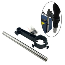 Solder holder online shopping - Hot Air Gun Stand Electric Soldering Rework Station Dryer Holder Air Gun Support Rack For Saike D D Soldering Station