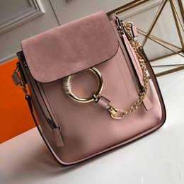 $enCountryForm.capitalKeyWord NZ - 2019 New Fashion Backpack Women Designer Backpack Strap Shoulder Travel Shopping Bag Big Ring Schoolbag leather Mini Backpack Women Handbags