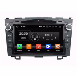 "Dvd Gps Indonesia Australia - 4GB RAM Octa Core 8"" Android 8.0 Car Radio Car DVD Player for Honda CR-V CRV 2006-2011 With GPS 4G WIFI Bluetooth USB Mirror-link"