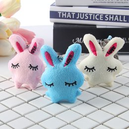 Mobile phones for girls online shopping - Korea Plush Pendant For Phone Accessories Stuffed Animals Doll Toys Cute Kawaii Mobile Doll Toys Plush Doll Backpacks Accessories