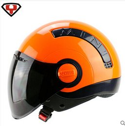 $enCountryForm.capitalKeyWord Australia - 2014 New arrival YOHE MINI Summer Half Face off road Motorcycle helmet motorbike Electric bicycle helmets ABS Size M L XL XXL