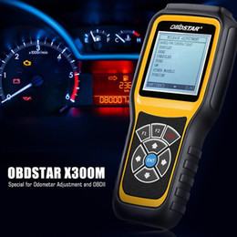 Vag bmw online shopping - OBDSTAR X300M Special for Odometer Adjustment and OBDII Support Mercedes Benz MQB VAG KM Function