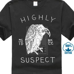 $enCountryForm.capitalKeyWord Australia - Highly Suspect Logo Men's Black T Shirt Tee Short Sleeve Gift New From Us Low Price Round Neck Men Tees
