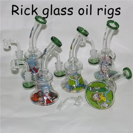 $enCountryForm.capitalKeyWord Australia - New glass beaker bong water pipes pyrex oil burner Recycler beaker glass bongs dab rig for smoking mini dab rigs with quartz bangers