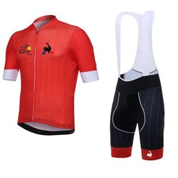 $enCountryForm.capitalKeyWord Australia - Can be customized LOGO Hot sale quick dry wholesale men cycling jersey Bicycle Jersey And Bibs Cycling Wear Polyester Cycling Jersey#1991013