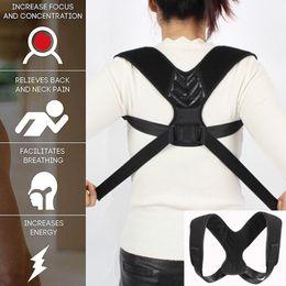 $enCountryForm.capitalKeyWord Australia - Men Women Body Posture Clavicle Support Corrector Back Shoulders Belt Strap Posture Corrector Brace Belt