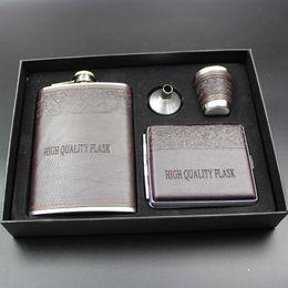 $enCountryForm.capitalKeyWord Australia - Direct sale of 9 oz wine keg funnel gift box set