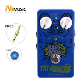 $enCountryForm.capitalKeyWord Australia - Biyang RV-10 Tri Reverb Effects Pedal Six-Model Reverb Guitar Effects Pedal Baby Boom