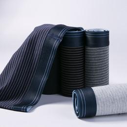 Wholesale striped underwear men for sale - Group buy Men s Briefs Panties Men Cotton Underwear Briefs Breathable Cuecas Striped Brief Panties for Men Sexy Underpants Shorts