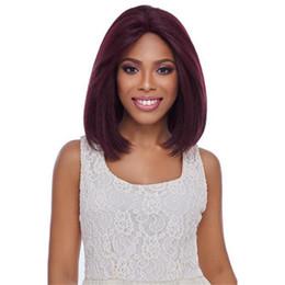 $enCountryForm.capitalKeyWord UK - Fashion Hot Selling New Chemical Fiber High Temperature Silk Ladies Long Hair Shoulder Wig Set jooyoo