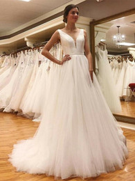 empire style wedding gowns Australia - New Gorgeous Lace Mermaid Wedding Dresses Dubai African Arabic Style Petite Long Sleeves Natural Slin Fishtail Bridal Gowns Plus Size