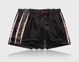Wholesale beach pants New Fashion Mens Shorts Casual Solid Color Board Shorts Men Summer Beach Swimming Shorts Men Sports A1