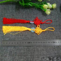 Chinese Lucky Knots NZ - New Year Christmas Home Decorations Traditional Chinese Lucky Knots for Car Office Home Festival Decor