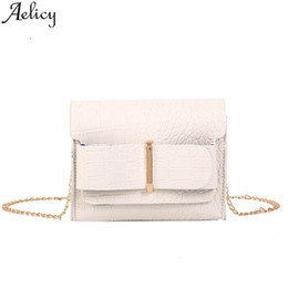 Small Leather Messenger Bags Australia - Aelicy Retro Simple Leather Square Designer Messenger Bag Ladies 2019 PU Leather Shoulder Bag Ladies Small Handbag Mini Handbag
