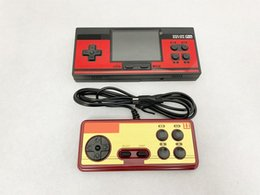 video game wholesalers NZ - RS-88 CoolBaby Newest Mini Handheld Game Consoles Portable Retro NES Game machine Av out video game player 348 Games DHL shipping