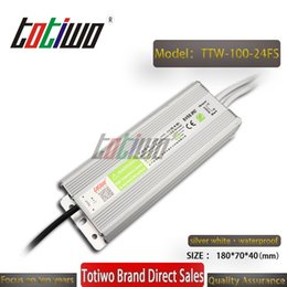 $enCountryForm.capitalKeyWord Australia - TOTIWO IP67 Waterproof AC110V AC220V to DC 24V 4.17A 100W Switching SMPS Power Supply LED Driver Waterproof Transformers constant voltage