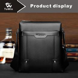 5ff840a3a1cd 8 Фотографии Купить Онлайн Европейские мужские сумки-Мужчины роскошные  портфели высокое качество PU кожаная сумка отличный дизайн