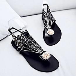 $enCountryForm.capitalKeyWord Australia - CAGACE 2018 Vintage Summer Style Women Shoes Women's Sandals Platform Wedge High Heels Rhinestones Beach Rome Sandals