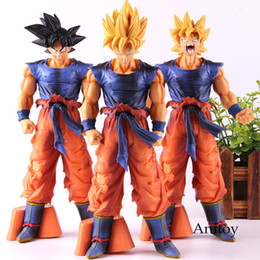 $enCountryForm.capitalKeyWord Australia - Anime Dragonball Dragon Ball Action Figure Super Saiyan Son Goku Gokou Legend Battle Collection Model Toys