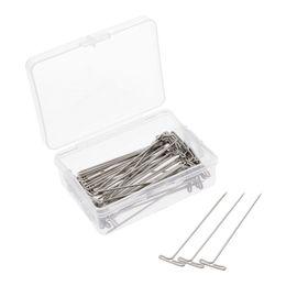$enCountryForm.capitalKeyWord Australia - 0 70 100Pcs Pack 53mm T Shape Pins Needles for Wigs Toupee Hair Fix On Canvas Block Head Manequin Head DIY Making Tool #255065 50 70 100P...