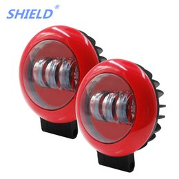$enCountryForm.capitalKeyWord Australia - SHIELD New Arrival LED Work Light Bar For 24v 12v Car Accessories Worklight Spotlight For 4X4 SUV Jeep Truck Boat Bus Car Lamp