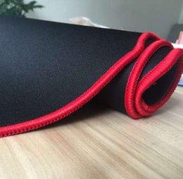 $enCountryForm.capitalKeyWord Australia - pbpad Large Gaming black mouse pad 780*300mm Plain Extended Anti-slip Natural Rubber mousepad Desk Mat Mouse Mat Keyboard Mat