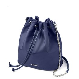 $enCountryForm.capitalKeyWord Australia - Handbag Lovevook Women Bucket Bags Ladies Shoulder Crossbody Bags For Women Messenger Bag Female Waterproof Oxford Purse