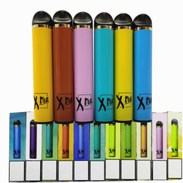 colors e cigs NZ - Xtia Pens Disposable Vape Pen Xtra Cartridges Atomizers 5ml Battery Starter Kit Device System Empty Cartridges Pods E Cigs Vapor 11 colors