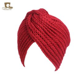 crochet slouch hat Australia - Women designer Slouch Hat Female Crochet Knit Slouchy Beanie Autumn Winter Christmas High Quality Knit Cap New Arrival