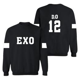 $enCountryForm.capitalKeyWord NZ - 2019 Korean Kpop Exo Capless Sweatshirt Men Cotton Winter Fashion Popular Long Hoodies Men D.o Chen Clothes