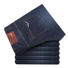 men pants italy Australia - new italy brand jeans men's denim trousers a fashion cotton jeans mani pants male calca men famous brand classic denim jeans