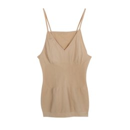 $enCountryForm.capitalKeyWord UK - Sexy Women Tank Top Seamless Tummy Waist Control Vest Cami Body Shaper Shapewear