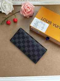 $enCountryForm.capitalKeyWord Australia - 2019 N63098 Classic Men Authentic Leather Casual Wallet Clutch Wallets Purse Mini Clutches Exotics Evening Chain Belt Bags