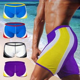 $enCountryForm.capitalKeyWord NZ - Men's Swimsuit Boys Swimwear Swim Trunks Boxer Men Professional Swimming Trunks Shorts Competition Swimsuit Bathing Suit Beach Shhorts