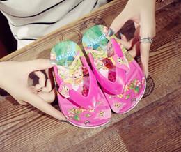 LittLe girLs sLips online shopping - Girl slippers summer lovely little princess children indoor slippers non slip beach casual slippers with soft bottom