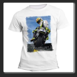 46 Doctor T Shirts Australia - T-Shirt Man Woman Vale Doctor 46 #iostoconvale b n - black cattt windbreaker Pug tshirt