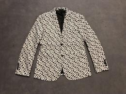 $enCountryForm.capitalKeyWord Australia - 2019 Fashion UK Mens Designer Jackets Blazer Full body TB letter print Mens designer blazers Top quality Luxury men blazer High men jacket