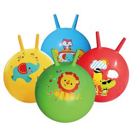 $enCountryForm.capitalKeyWord UK - Jumping Ball Play Toys Inflatable Bouncing Plays Silicone Interactive Game Increase Thicken 18 Inches 16 5ml F1