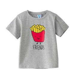 $enCountryForm.capitalKeyWord Australia - 4 to 14 years Girls summer printed carton Tops, baby children tees, kids lovely cotton fashion clothing, 2AAB512TP-86