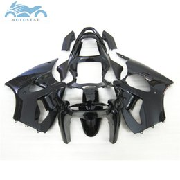 $enCountryForm.capitalKeyWord Australia - Free Customize fairing kit for KAWASAKI ninja 2000 2001 2002 ZX6R Bright black ZX 6R 00-02 body fairing parts