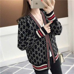 Wholesale pre coat for sale - Group buy Sweater cardigan women s fall wear new pre fall sweater coat loose Korean version with students S M L XL