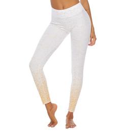 Yoga Pants Leggings Australia - Yoga Pants Women Sport Leggings Women Yoga Pants Workout Hot Stamping Print Leggings Fitness Sport Athletic