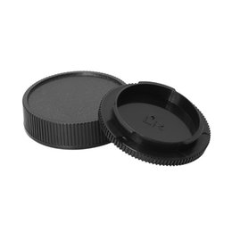 leica wholesale Australia - OOTDTY Camera Body Cover Rear Lens Cap Protection Dustproof Plastic Replacement for Leica R Mount LR